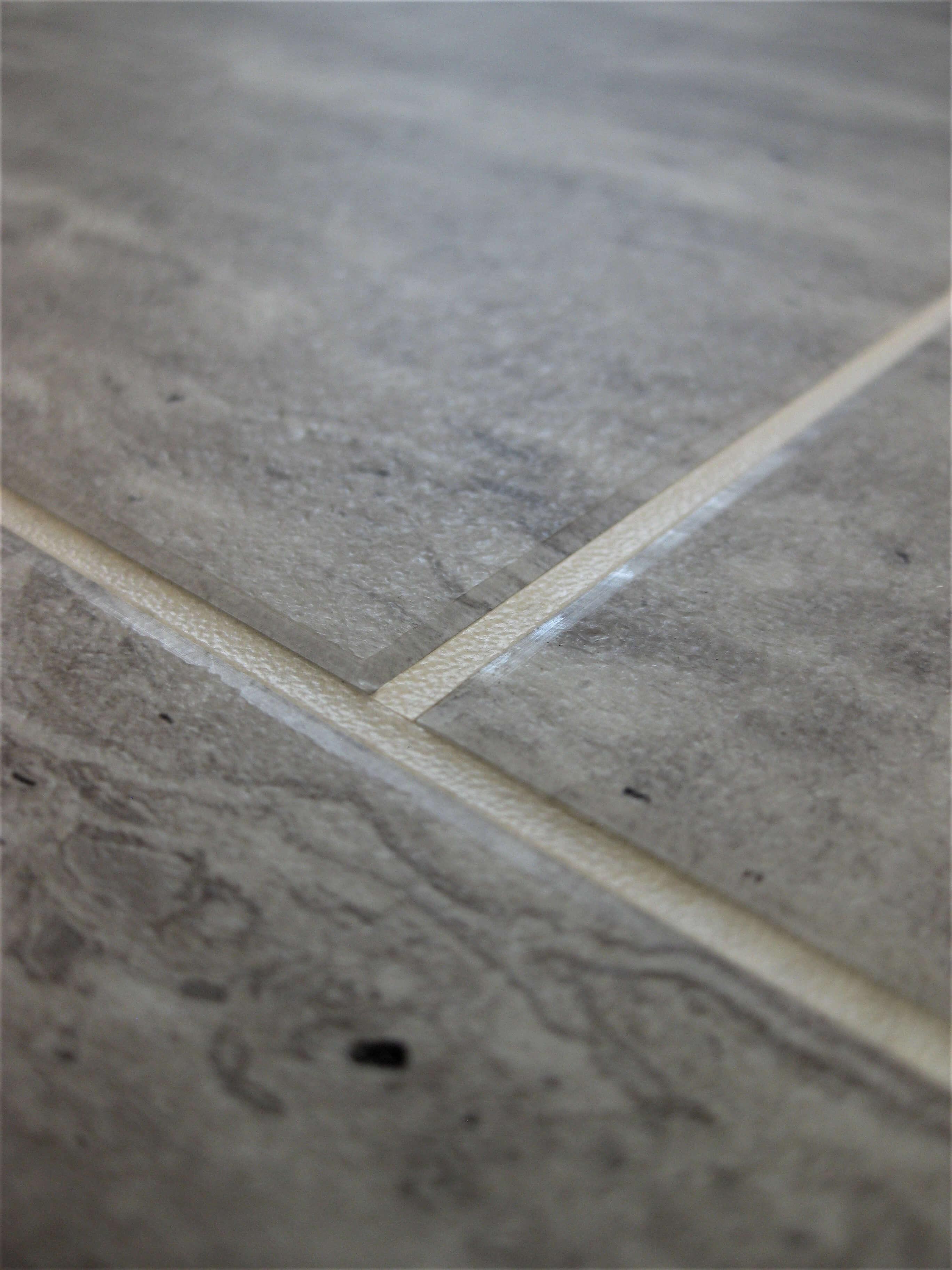 Kitchen flooring LVT