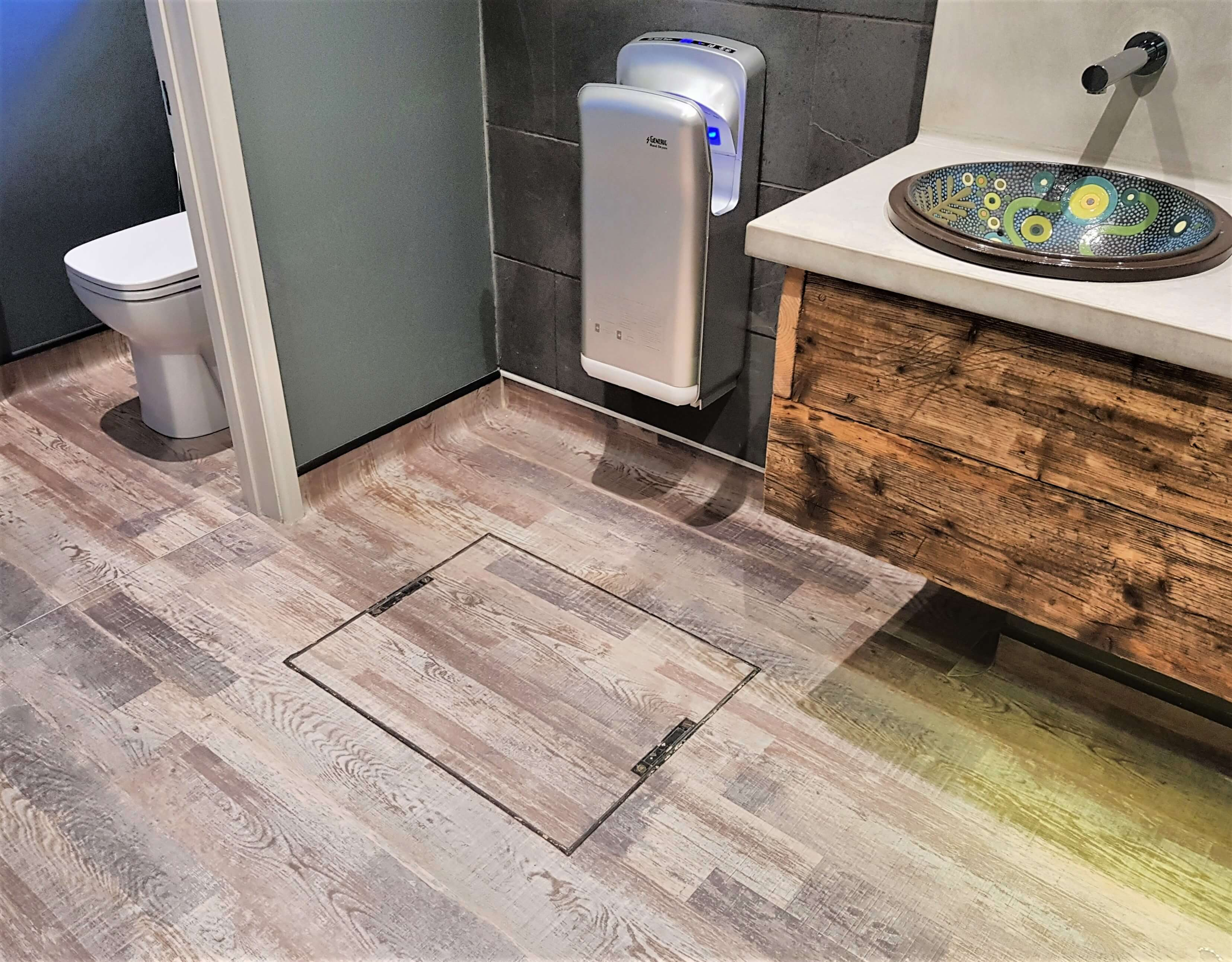 Commercial safety flooring Forbo