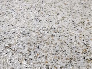 Interior Resin Bound Aggregate Concrete Carpet