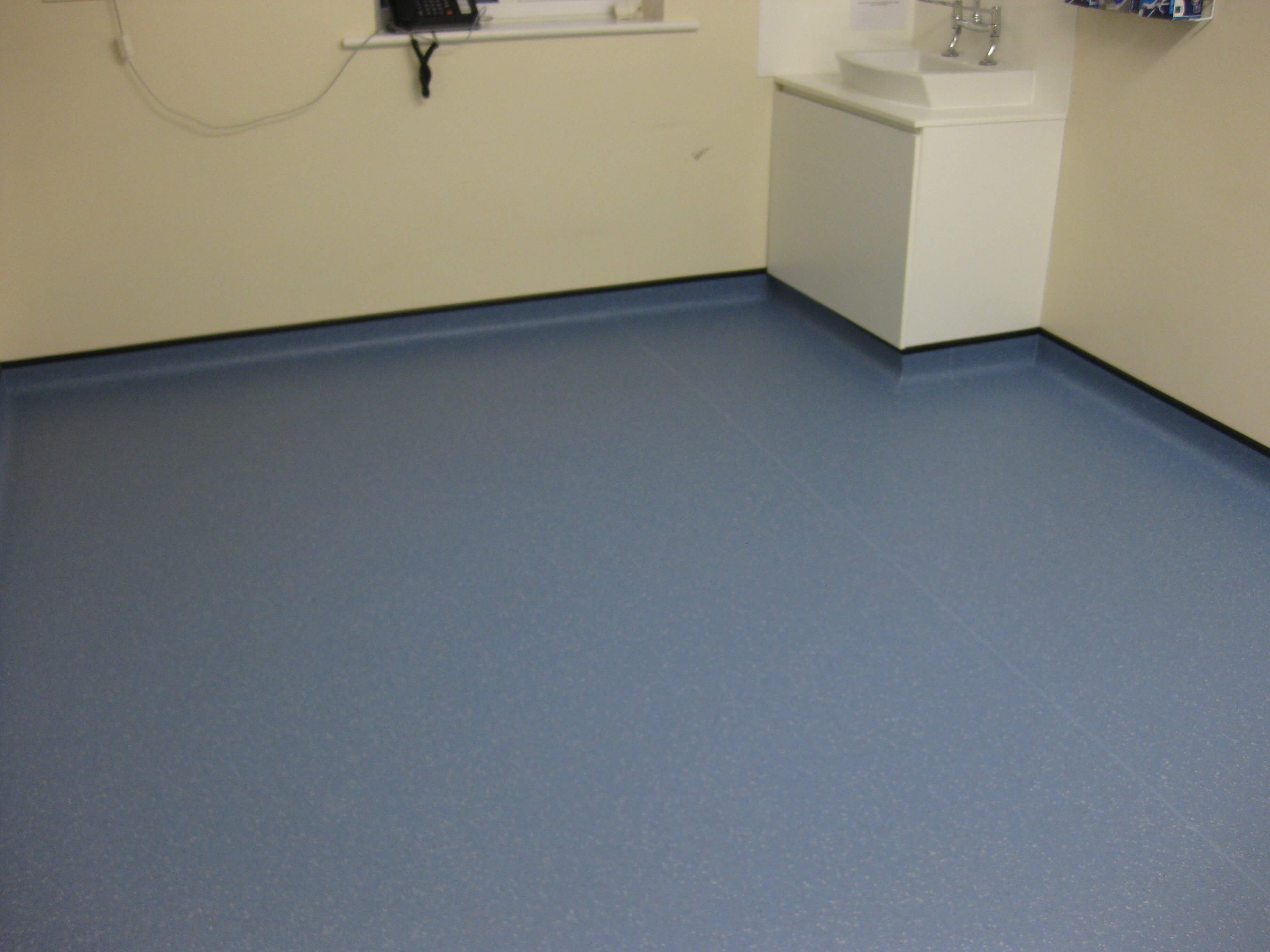 Clinical Safety Flooring