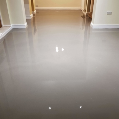Floor smoothing / levelling