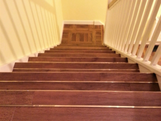 Karndean LVT staircase and nosings